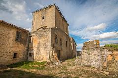 Torre de Hurtado de Mendoza, Martioda, Vitoria-Gasteiz (jokinzuru) Tags: color colour tower architecture arquitectura torre medieval middleages vitoriagasteiz sigloxiii edadmedia hurtadodemendoza martioda