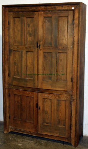 Large Country Cupboard - $522.50 (Sold March 20, 2015)