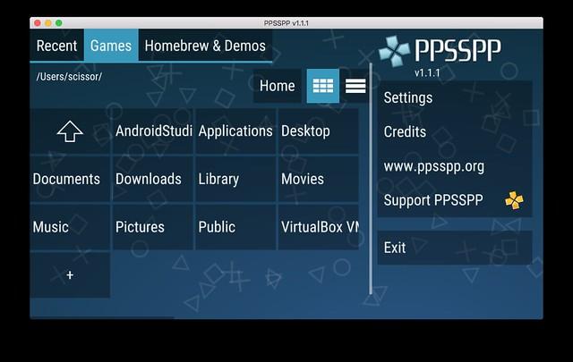 [Mac] PPSSPP