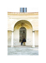 (a | e) Tags: people arch mantova arco piazzacastello