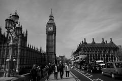 BWlondon7 (tangromain) Tags: street uk blackandwhite bw white black london monument photography big ben landmark gb bnw tang