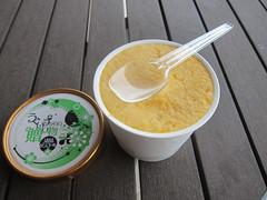清見タンゴールアイス