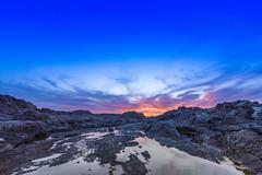Faro de Favaritx (Miguel A. Garc) Tags: sunset sky espaa naturaleza lighthouse nature spain nikon colours menorca baleares balearicislands balears illesbalears nikond600