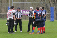 20160403_Avalanches Annecy Vs Falcons Bron (2 sur 51) (calace74) Tags: france annecy sport foot division falcons bron amricain avalanches rgional