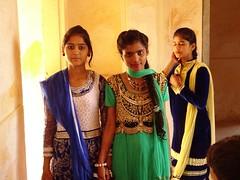 India Rajasthan (mrcharly) Tags: girls portrait people india women faces indie jaipur rajasthan