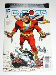 dc comics cyborg issue 9 may 2016 comic (tjparkside) Tags: public stone comics movie dawn one star 1 book justice dc lab comic no albert nine may machine 9 books super superman victor lucas number v human walker doctor cover labs batman vic vs jl powers cyborg sales issue league enemy direct versus regular watanabe 2016 ferreira