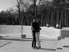 El Retiro despierta pasiones (Cazador de imgenes) Tags: madrid park street espaa primavera photography photo spring spain nikon centro streetphotography streetphoto retiro espagne spanien spagna spanje spania  2016 elretiro spange retiropark p7000