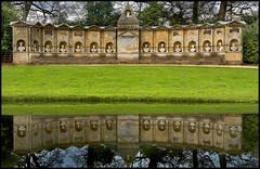 Stowe Gardens 2 (Darwinsgift) Tags: sculpture gardens architecture nikon f14 buckinghamshire voigtlander national trust stowe 58mm sl2 folly d810 slii