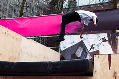 2016_April_freerun1-33 (jonhaywooduk) Tags: urban sports netherlands amsterdam jump kick air spin platform teenagers free twist running runners athletes flick mid parkour