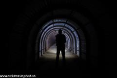 shadows (The Urban Adventure) Tags: dark underground kent nikon war buried military wwii tunnel ww2 dover lowepro torgoen hougham deepshelter d7200