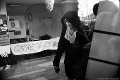 Dbat  propos du blocage, face aux tanneurs (Romain Gibier Photographe) Tags: face canon  no lutte social du travail tours aux par mouvement reportage loi couverture blocage dbat tanneurs passaran ralis propos 5dmk3 wwwfacebookcomromaingibierphotographe