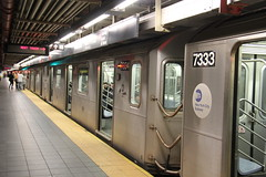 IMG_7314 (GojiMet86) Tags: mta irt nyc new york city subway train 2002 r188 7333 7334 times square 42nd street