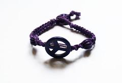 Peace #1 (Emma Conner) Tags: peace whitebackground wristband peacesymbol