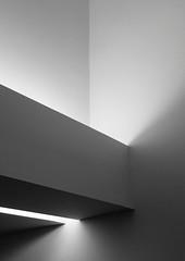 HORMA. Casa Mig #26 (Ximo Michavila) Tags: light shadow bw house geometric valencia architecture grey casa blackwhite spain interior minimal abstarct mig horma archidose albalatdelstarongers archdaily archiref ximomichavila