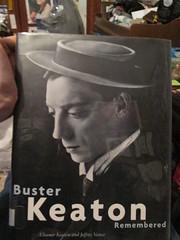 IMG_2624-Day 274 (knowledgeguru_37) Tags: book awesome biography busterkeaton