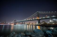 Manhattan Bridge (Nigel Bo) Tags: nyc newyork sony manhattanbridge a7 sel1018