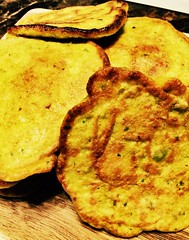 Mixed Pea Fritters (Daphne's Escapades) Tags: snacks easy pea fritters deliciousfood