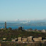 Calton Hill and the Old Royal High