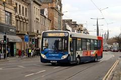27905 SN63NBA Stagecoach Merseyside & South Lancs (busmanscotland) Tags: scotland fife south ad east e300 300 alexander dennis nba stagecoach enviro merseyside lancs adl 27905 sn63 e30d sn63nba