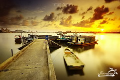 """Here Again With New Spirit"" (SyahrulMohd) Tags: seascape landscape amazing nikon shine scene slowshutter nikkor terengganu 2016 syahrul visitterengganu amazingterengganu syahrulmohd snappixelstudio terengganu2016"