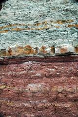 Wanakah Formation (Middle Jurassic; roadcut near Artists Point, Colorado National Monument, Colorado, USA) 3 (James St. John) Tags: monument point marine sandstone colorado formation national artists jurassic shale marginal roadcut siltstone mudstone wanakah mudshale