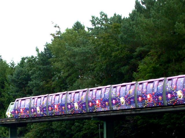 Monorail - Celebration Train