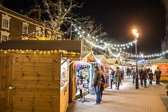 Chester Christmas Market (shabbagaz) Tags: city england west night dark evening december cheshire unitedkingdom sony north historic chester alpha 2015 a65 shabbagaz