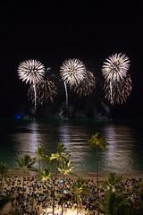 _HDA3848_181838.jpg (There is always more mystery) Tags: beach hawaii hotel waikiki oahu fireworks royalhawaiian
