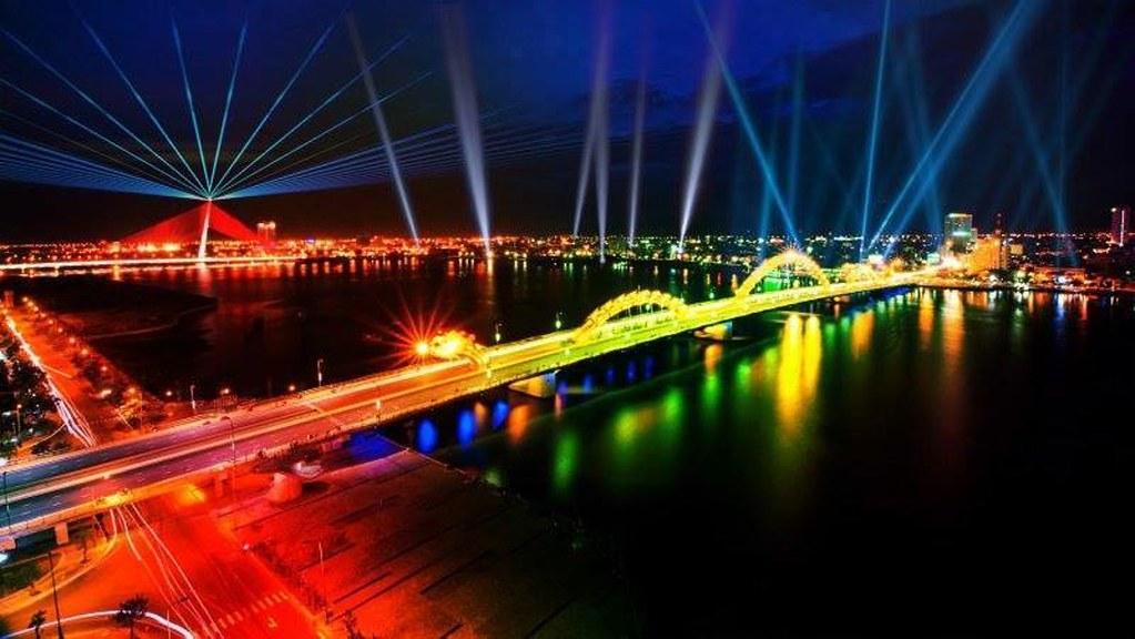 Bữa tiệc ánh sáng sẽ được tổ chức ở Đà Nẵng