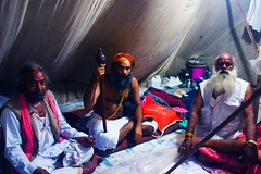DSC06411 (kkfp) Tags: india color yoga fruit naked fire photography vishnu streetphotography covered sacred yogi ash maharashtra shiva sept baba sadhu saffron ashram naga mela offerings nashik 2015 kumbhmela mahakumbh