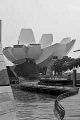 ArtScience Museum (Mrlangeman) Tags: 2015 maleisi