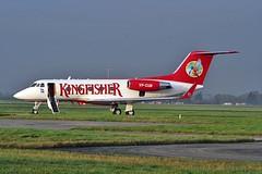 VP-CUB.. (ianossy) Tags: kingfisher gla egpf vpcub gulfstream2