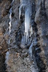 Stalattiti di ghiaccio (ice stalactites) (giorgiorodano46) Tags: winter cold ice inverno freddo icicles lazio appennino ghiaccio apennines simbruini stalattiti montisimbruini camposecco nikonclubit gennaio2016 giorgiorodano