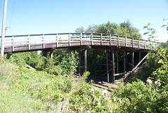 Rural Bridge (grandpaspix) Tags: bridge rural sony iowa dt a100 35561870mm