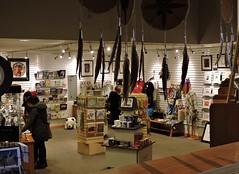 Gift shop (Will S.) Tags: ontario canada art gallery artgallery canadian trunks emilycarr mypics kleinburg aboriginalart canadiana groupofseven tomthomson mcmichael mcmichaelcanadianartcollection mcmichaelgallery