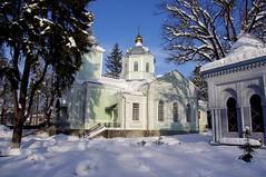 Храм прп. Серафима Саровского (в Пуще-Водице)