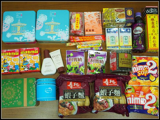 2016香港戰利品分享 ▍必買曲奇童話、陳意齋、利賓納、朱古力手指餅乾