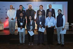 "AFI Forum 2016 - The 5 Silicon Valley Challenge Winners with Sanjay Kadaveru & distinguished guests • <a style=""font-size:0.8em;"" href=""http://www.flickr.com/photos/10335921@N04/24772367786/"" target=""_blank"">View on Flickr</a>"