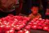 CHINESE NEW YEAR EVE'S 2016 (dinkiller) Tags: people kids children temple kid child buddha buddhist photojournalism chinesenewyear parent malaysia lanterns kualalumpur journalism parenting humaninterest 2016 theanhoutemple canon1dmarkiii canon1dmark3