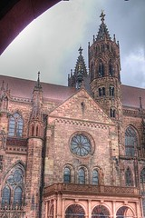 La Catedral de Friburgo. (JuanmaMateos) Tags: alemania friburgo photomatix ecologica pseudohdr juanmamateos