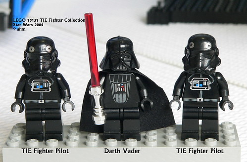 Star Wars LEGO 10131 TIE Fighter Collection