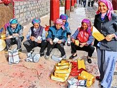 The Olds / 2 (Bruno Zaffoni) Tags: china yunnan cina