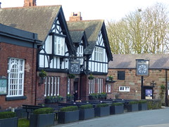 The Ring O Bells - Chester Road, Daresbury (ell brown) Tags: greatbritain england pub village cheshire unitedkingdom publichouse daresbury halton chesterrd theringobells daresburyvillage daresburyconservationarea theringobellsdaresbury daresburyparishcouncil chesterrddaresbury