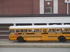 2001 IC RE - Owensboro Independent 0201 (Seasonal Spectacular) Tags: schoolbus owensboro icre owensboroindependent
