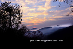 cloud-capped-peak (prem swaroop) Tags: clouds view valley descend araku sunraise