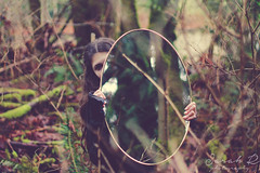 IMG_0765-2 (Sarahr_7) Tags: road camera trees people white black fern reflection love girl forest photoshop canon hair photography mirror photo model photographer photoshoot emotion bokeh goals pnw trickphotography edit lightroom conceptphotography