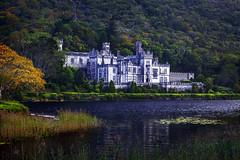 Kylemore Abbey 3985 S (nikonmike99) Tags: ireland water abbey canon amazing scenic kylemore lakefallparadise