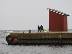 Watching the sea (ragnar1984) Tags: sea skne sweden balticsea cc creativecommons generations hav stersjn sterlen skillinge generationer