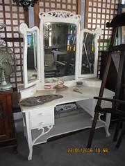 Art Nouveau Tocador (Leo Cloma) Tags: furniture antique philippines saints bulacan santos antiques cloma