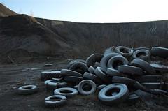 (Farlakes) Tags: abandoned tires farlakes
